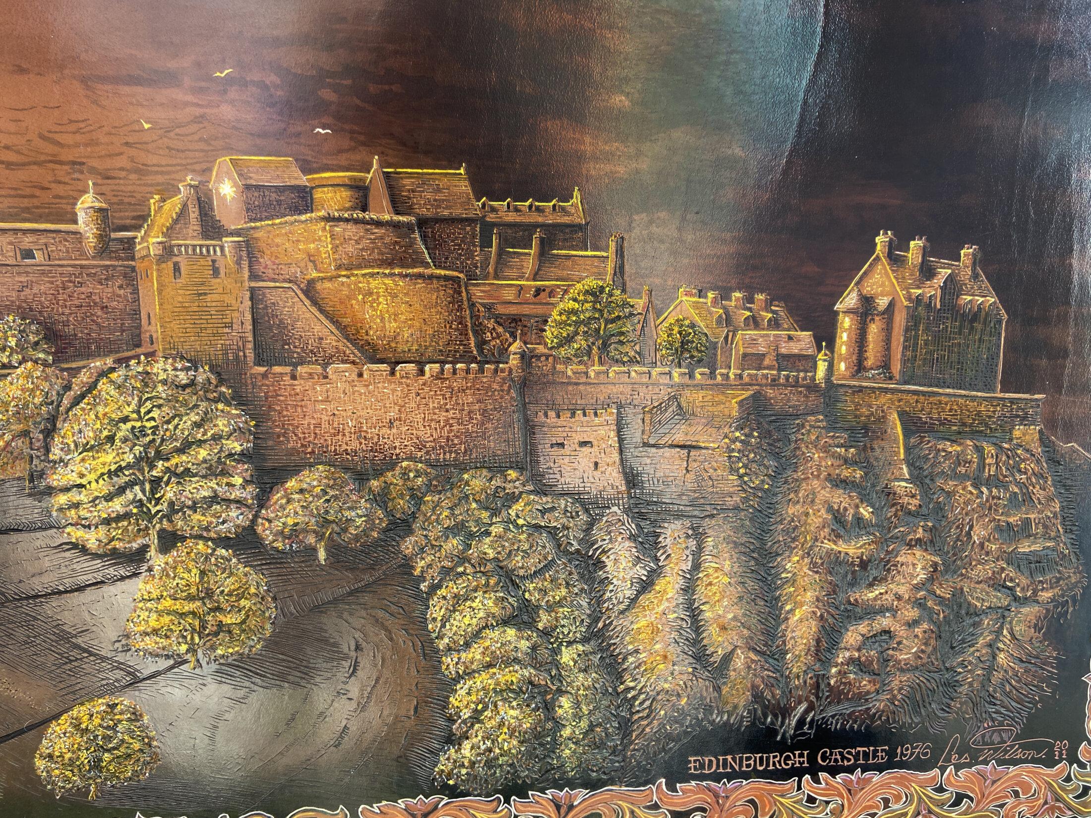 Les Wilson - Edinburgh Castle (extract)