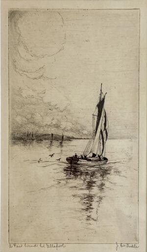 J McArdle - A Fair Wind for Ullapool