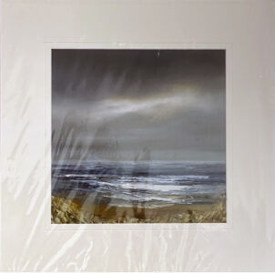 Newton Ross - Out to Sea (print of original painting)